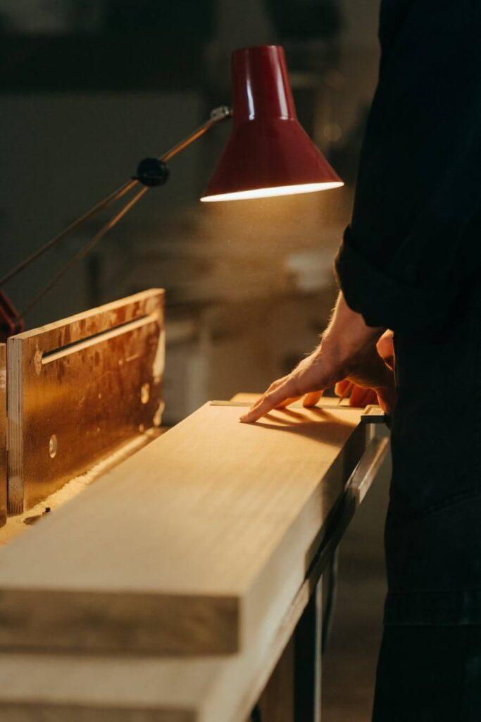 quick tips on homemade wood grain filler